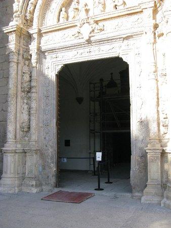 Museo de Santa Cruz: Acceso