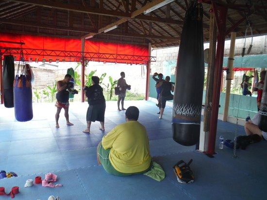 Camp Palapon: Muay Thai