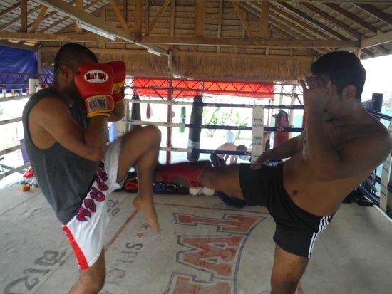 Camp Palapon: Fight Training