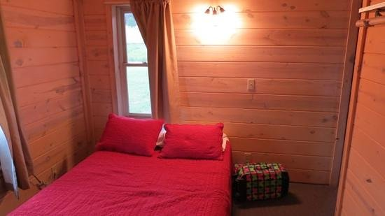 Gold Camp Cabins: 2nd bed