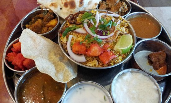 Bawarchi Restaurants