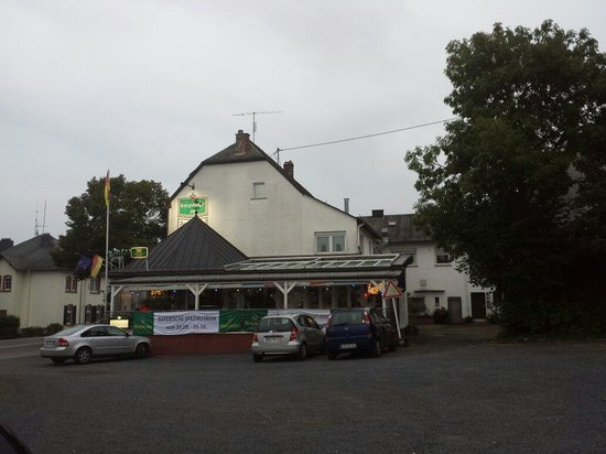 Ulmen, Deutschland: Peter's bistro.