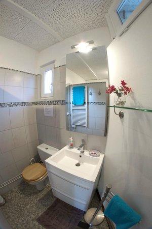 La Maison d'Adam: la salle de bains