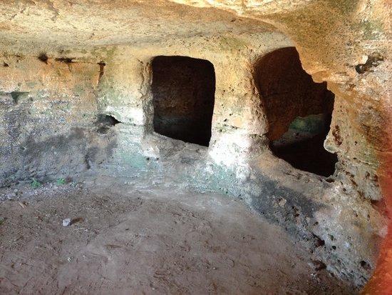 La Necropoli di Anghelu Ruju: Una tomba
