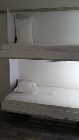 Nur Hotel: Pull out beds