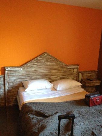 Hotel Bel-Air : our 'manhattan' room!