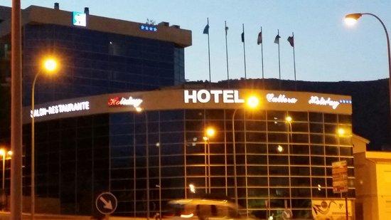 Hotel Cullera Holiday: Fachada exterior