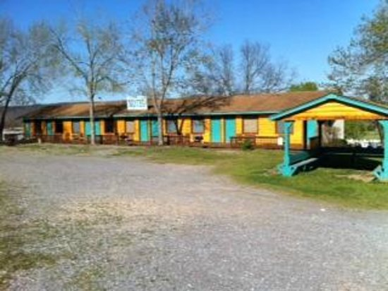 Tahlequah, OK: MOTELS