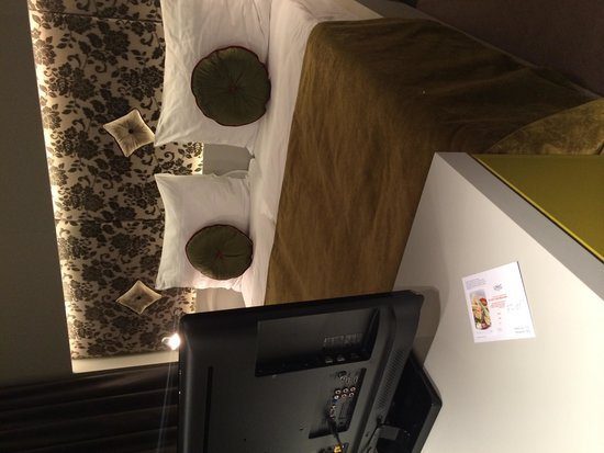 Hotel UNIC Prague: Camera superior