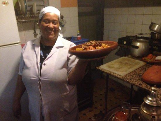 Restaurant Naima: LE couscous !