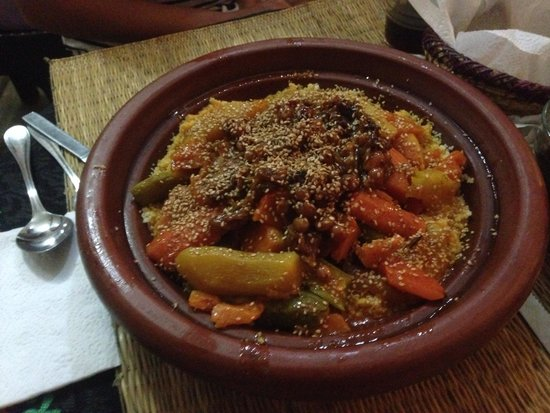 Restaurant Naima: LE couscous ! Juste divin