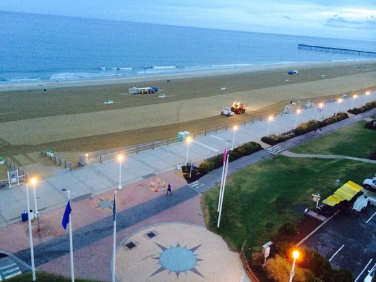 Capes Hotel: View from 8th floor balcony