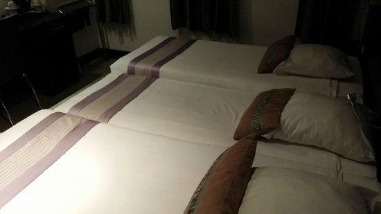 Hotel De Looier: Beds