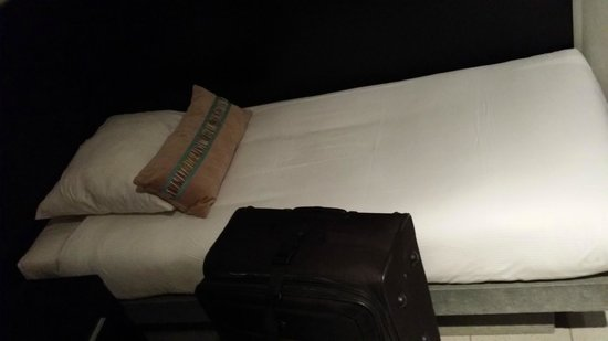 Hotel De Looier: Bed