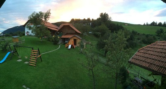 Urska Tourist Farm : View from the room