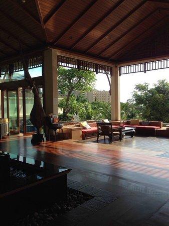 InterContinental Pattaya Resort : lobby/lounge