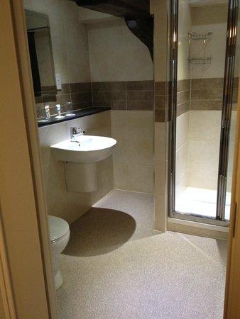 The Mill Hotel: Bathroom