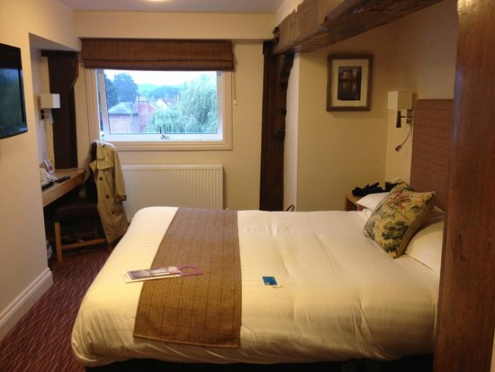 The Mill Hotel: Bedroom