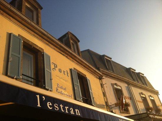 Cafe du port : Estran