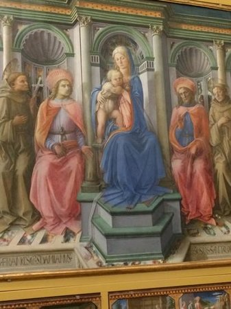 City Wonders: uffizi