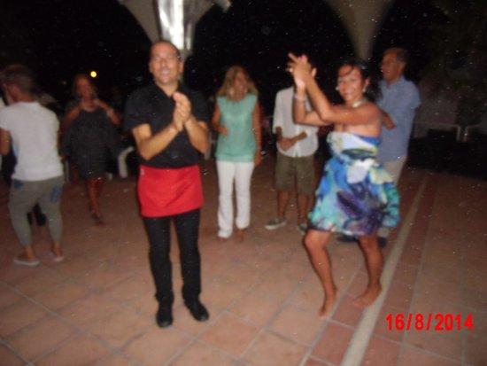Lido Bacino Grande: Cosimo ee i balli di Ferragosto