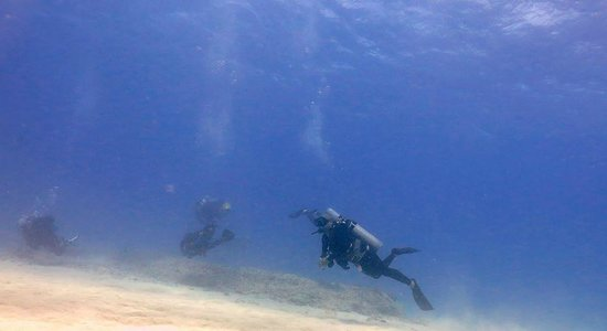 Reef Pirates Diving: Just relaxing