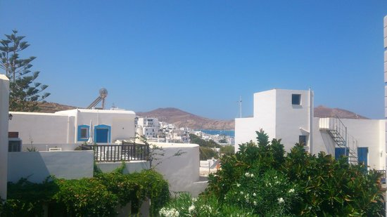 Hotel Christina: view