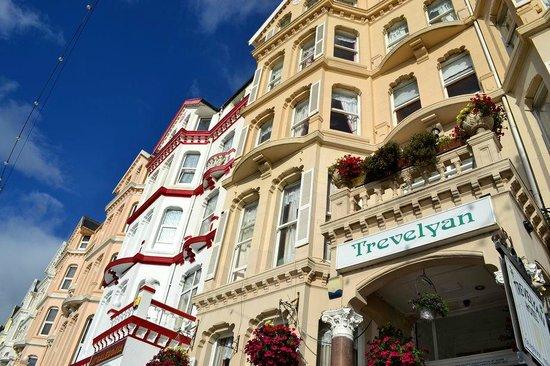 Trevelyan Hotel: Hotel view