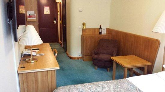 Original Sokos Hotel Vaakuna: Standard room