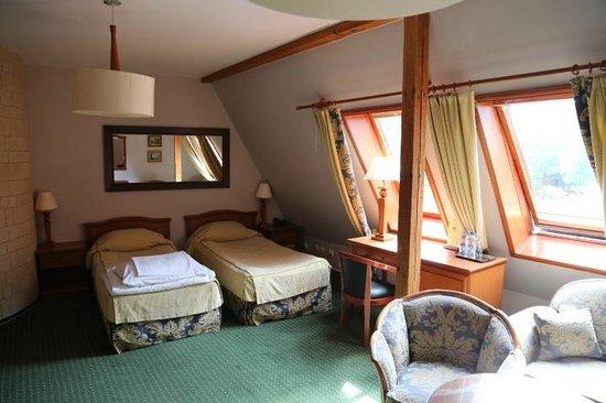 Meduza Hotel Restauracja: Beds