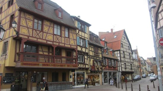 Colmar Optional Tour - L.C.A. Toptour: COLMAR
