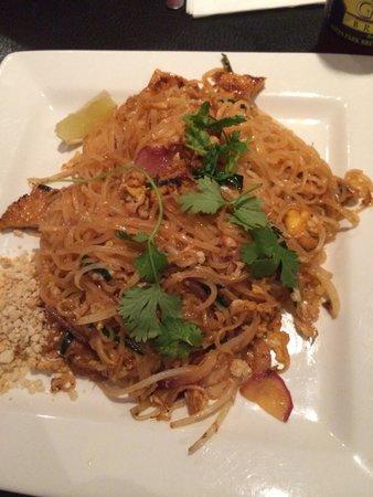 Cafe de Pho-Thai : Pad Thai