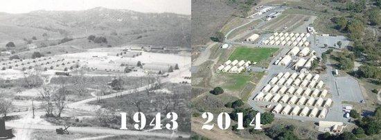 Camp Talega: 1943 vs. 2014