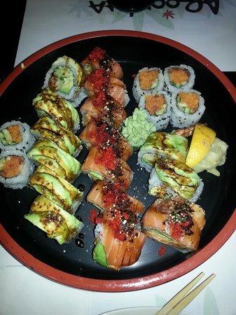 Aroowha Sushi and Sake Bar