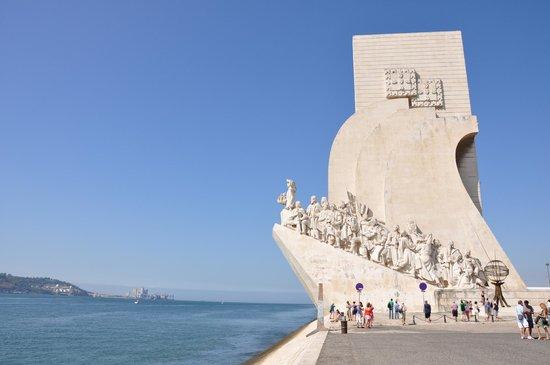 Belem: Monumentos a los descubridores