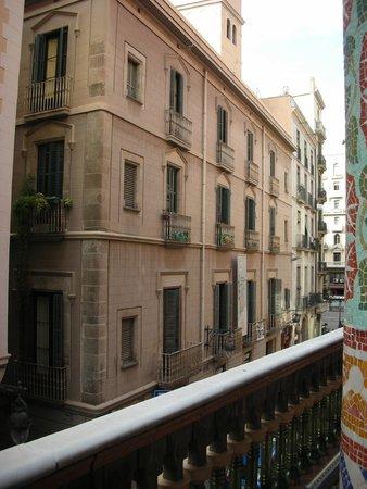 Pensio 2000: Pensiò vista dal Palau de la Musica Catalana