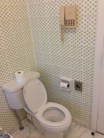 Trump Turnberry, A Luxury Collection Resort, Scotland: Toilet