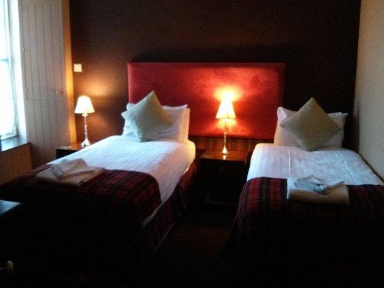 Stay Edinburgh City Apartments - Royal Mile: Habitación secundaria apartamento 7