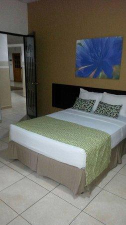 Hotel Residencial Cervantes : La habitacion que nos toco