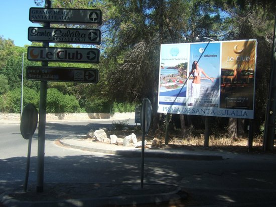 Balaia-Sol Holiday Club: Santa Eulalia Beach