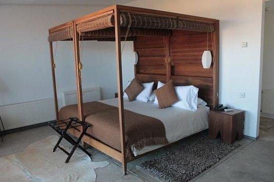 Tierra Atacama Hotel & Spa: nosso quarto