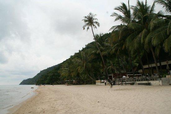 White Sand Beach: ein schöner Weißer und Feiner sandstrand
