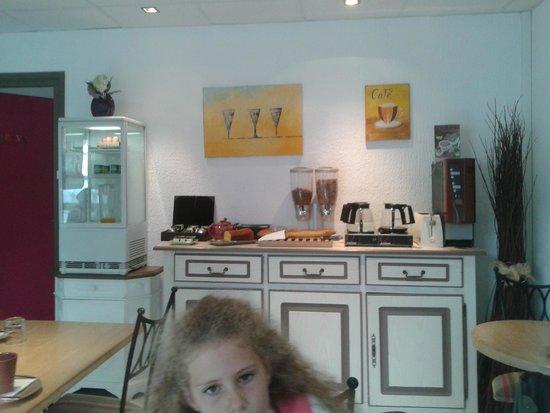 Savoie Hotel : TOUT le petit déjeuner est LA !!!!