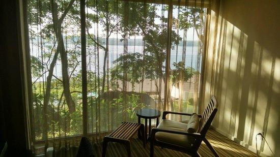 Andaz Peninsula Papagayo Resort : Easy view to wake up to!
