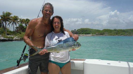 Wasabi Loco Sportfishing Adventures : Mahi Mahi / Dorado / Dolphin