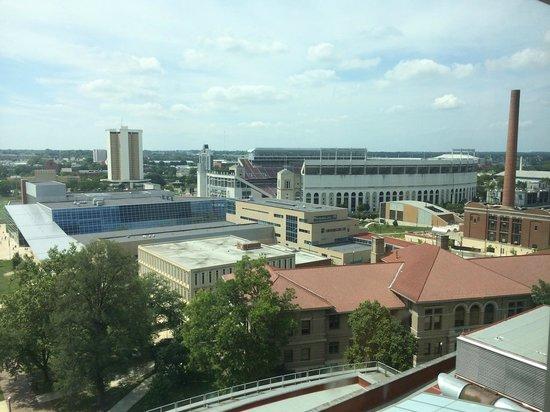 Ohio Stadium: View