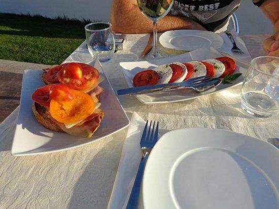 Hotel Mar da Ardora: Degustação