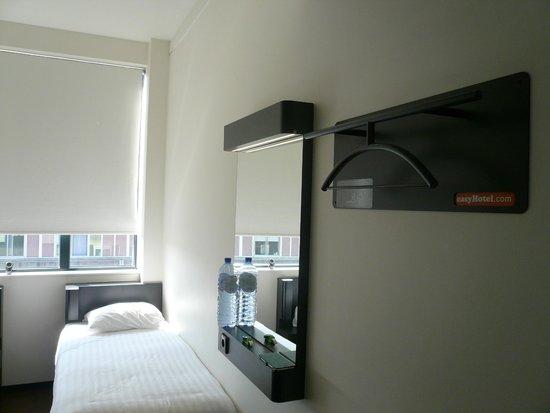 easyHotel Amsterdam: simple