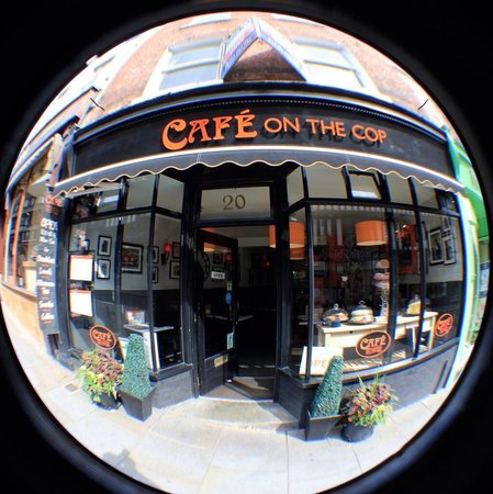 Cafe on the cop
