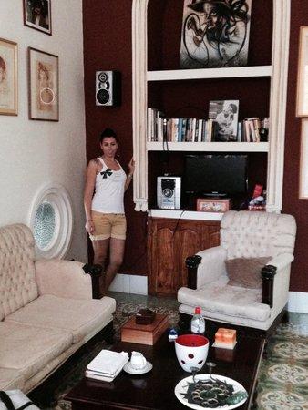 Casa Viel: Salotto